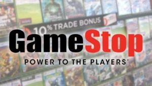 Gamestop stänger under 2020