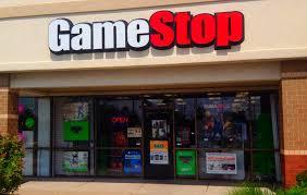 Gamestop stänger sina butiker under 2020